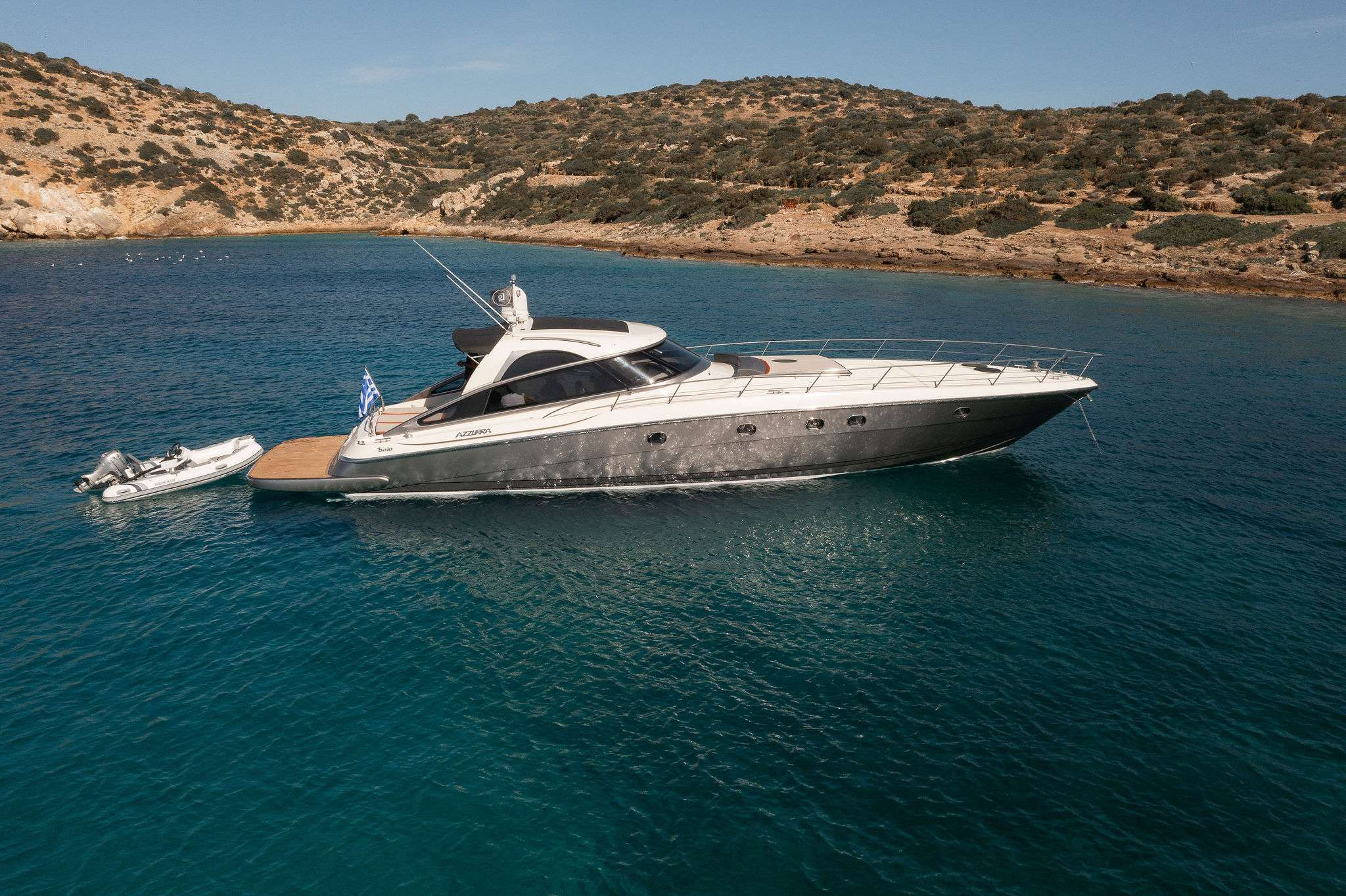 Power Yacht ORION