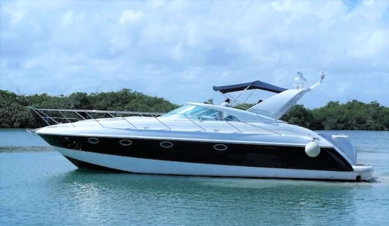 Power Yacht JODI