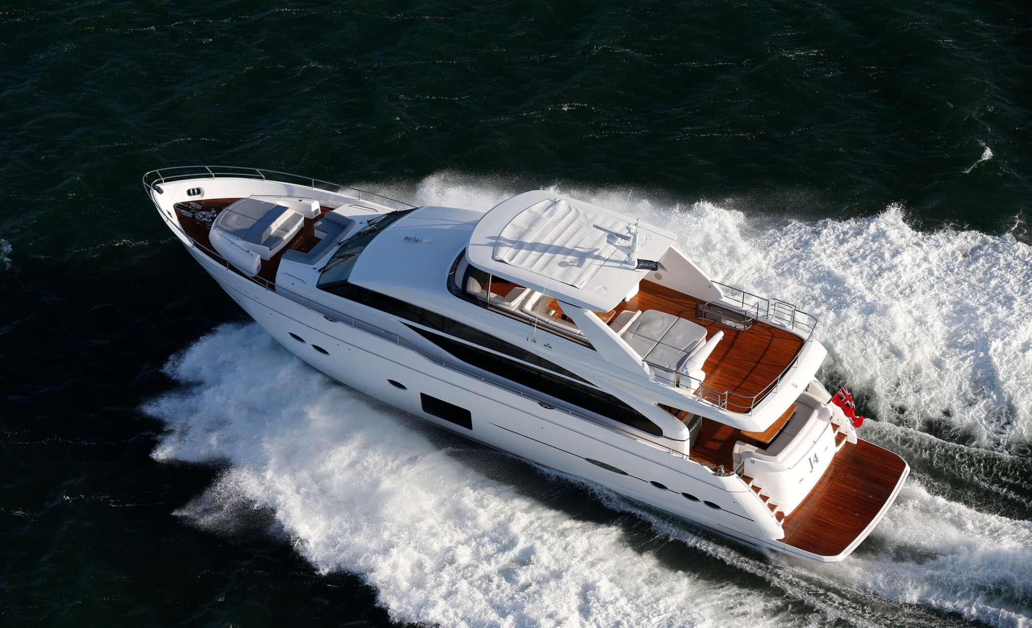 Power Yacht J4