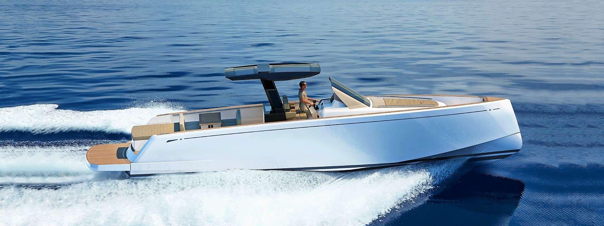 Power Yacht BABY D