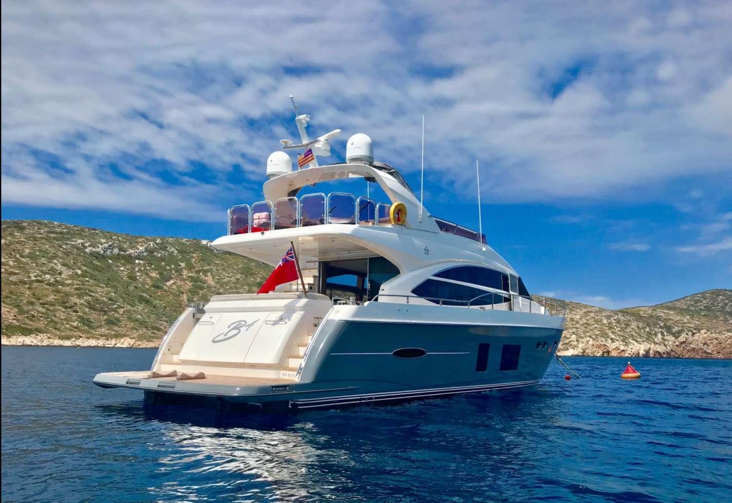 Power Yacht B4