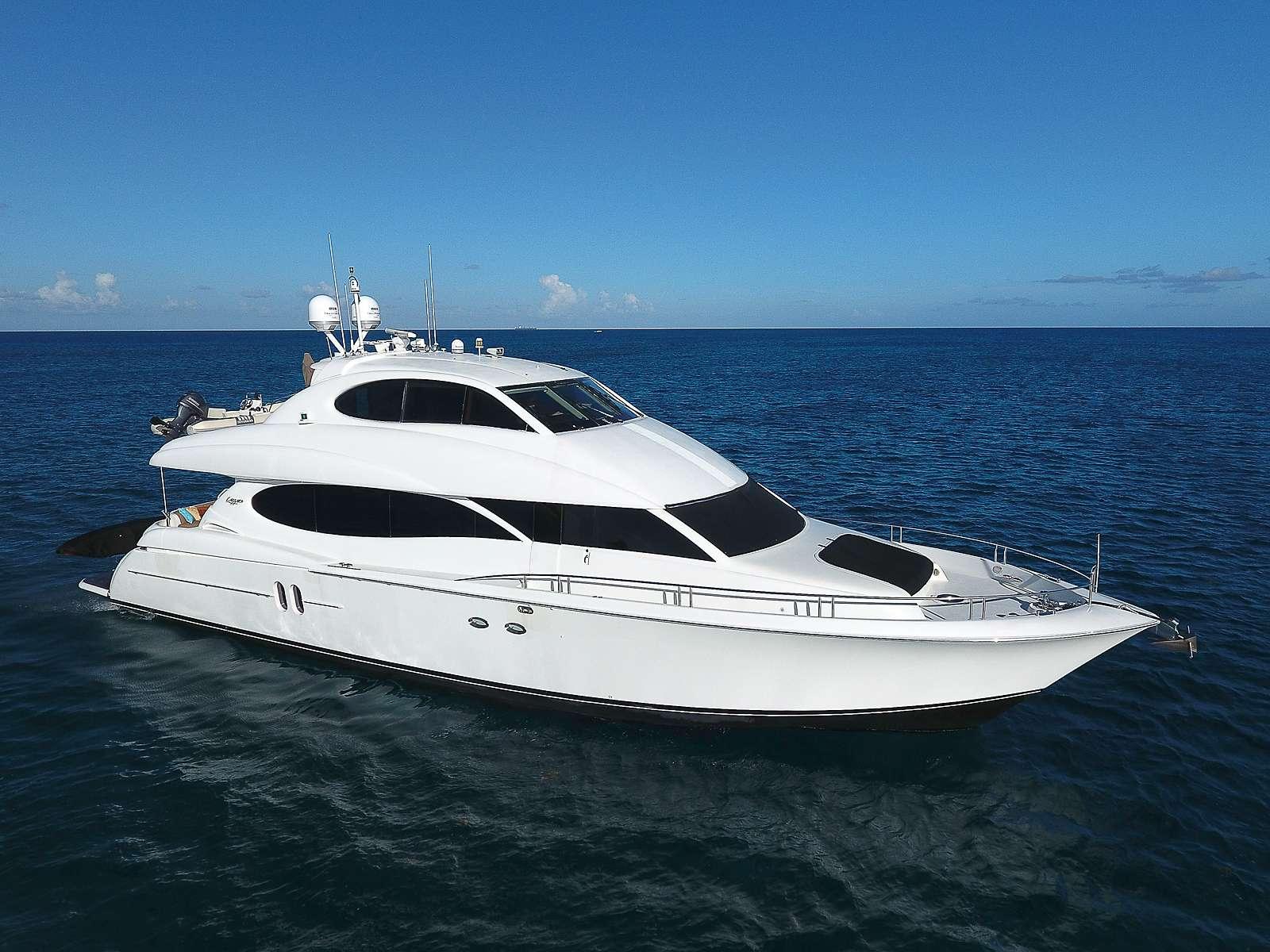 Power Yacht NEW HORIZON