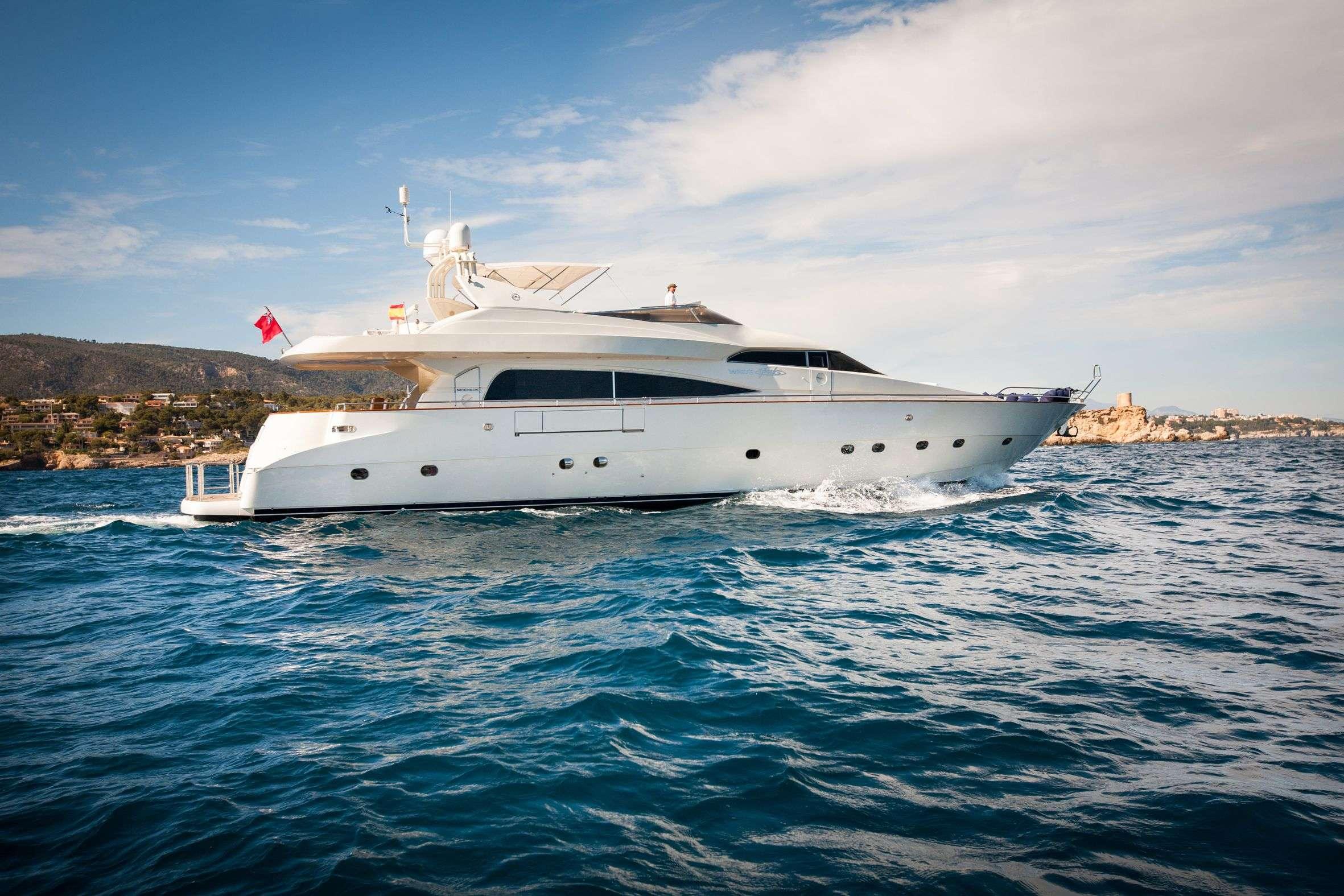 Power Yacht WHITE FANG