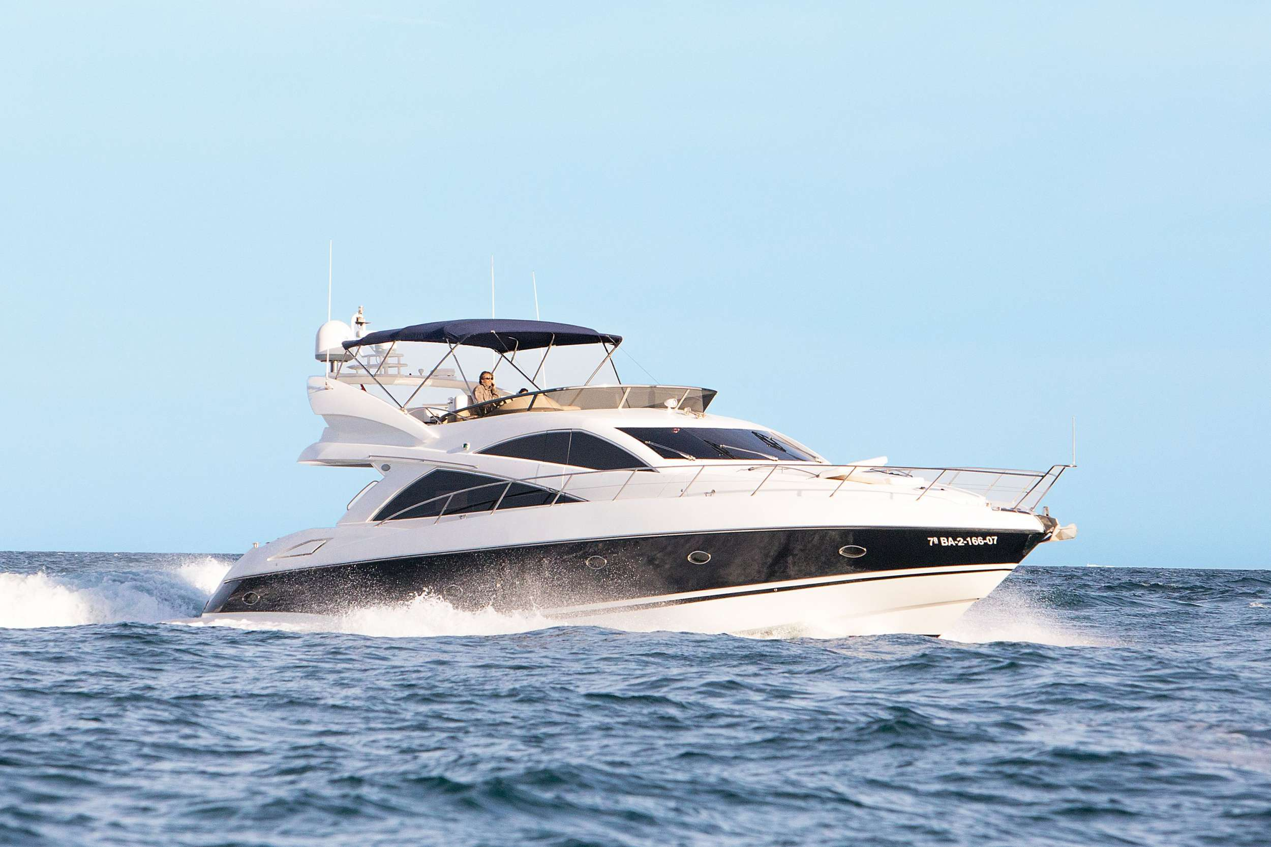 Power Yacht MEDITERRANI IV