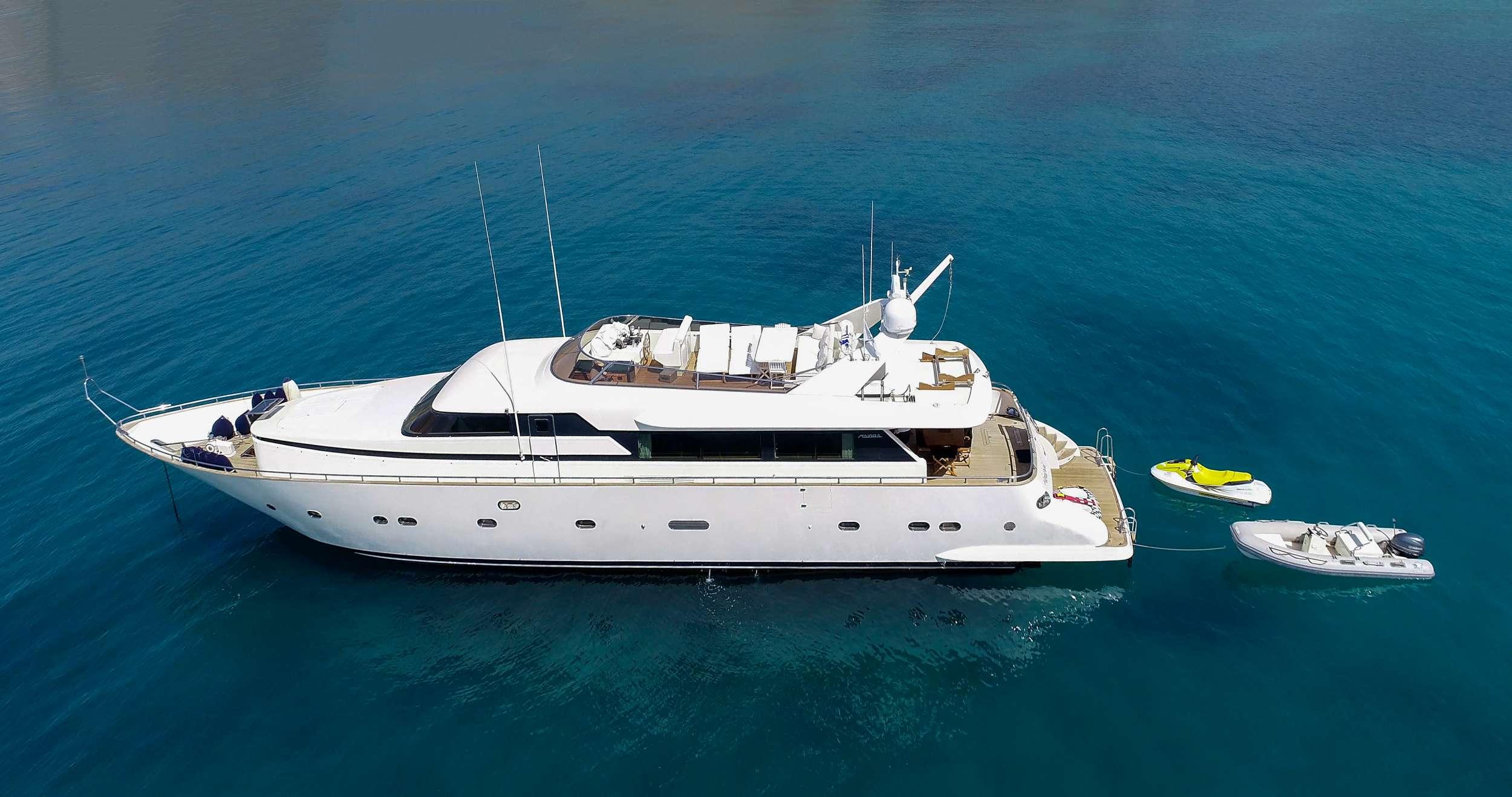 Power Yacht ALANDINI
