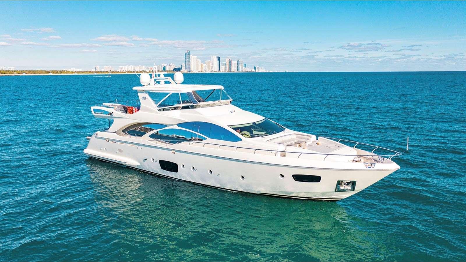 Power Yacht BT2