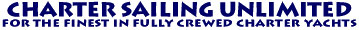 Charter Sailing Unlimited