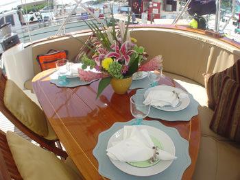 Deck Dining