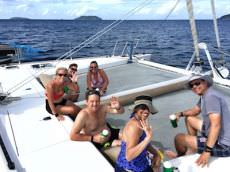 Yacht Adastra customer review image