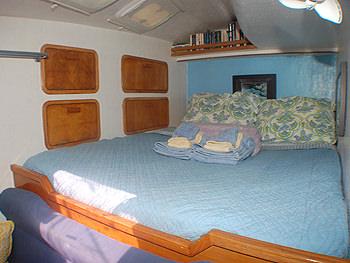 Forward Guest Cabin