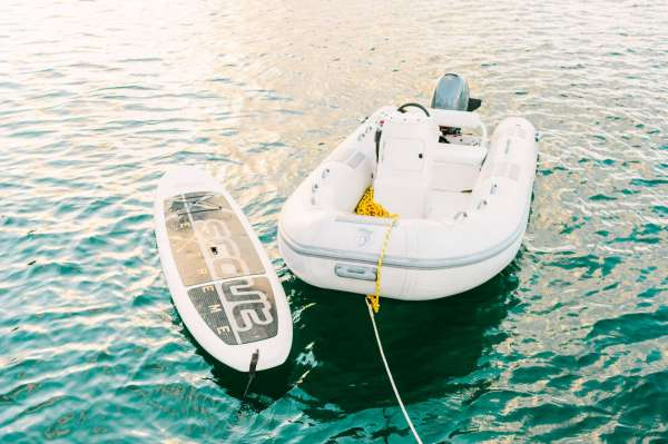 Dinghy and SUP