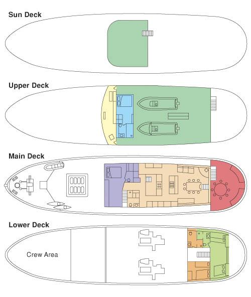 Pacific Yellowfin Yacht Charters