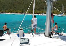 Yacht Catatonic customer review image