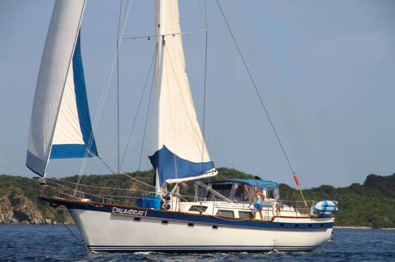 Yacht DRUMBEAT 1