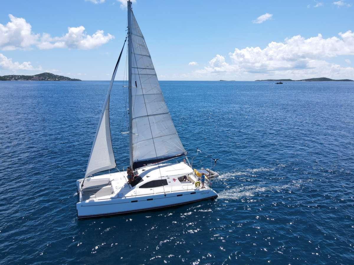 charter yacht Nemo
