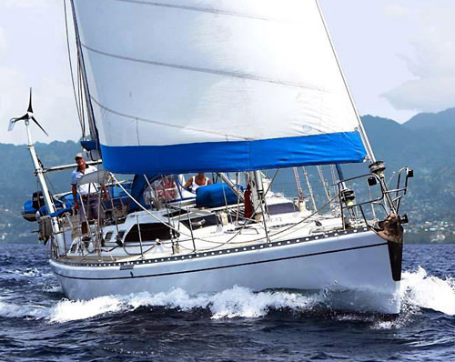 Yacht SCORPIO