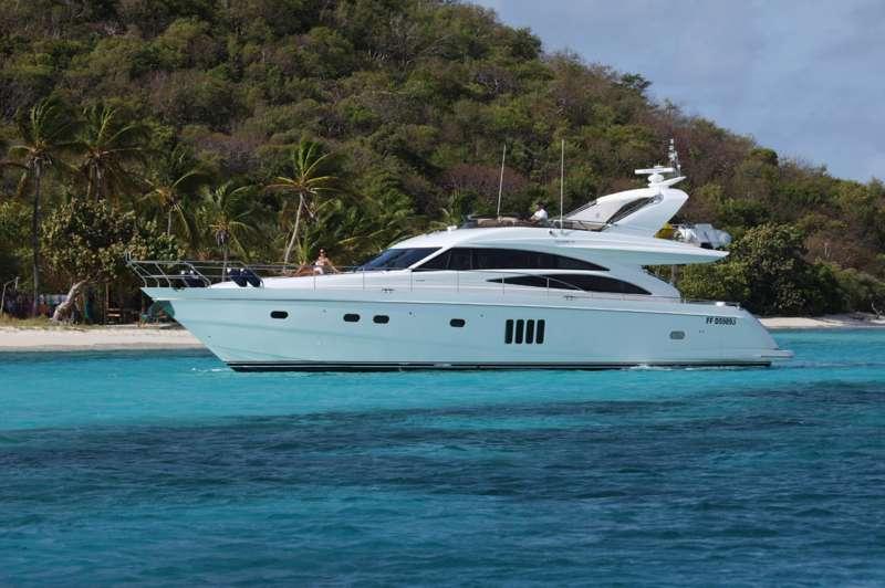 Charter Yacht SORANA