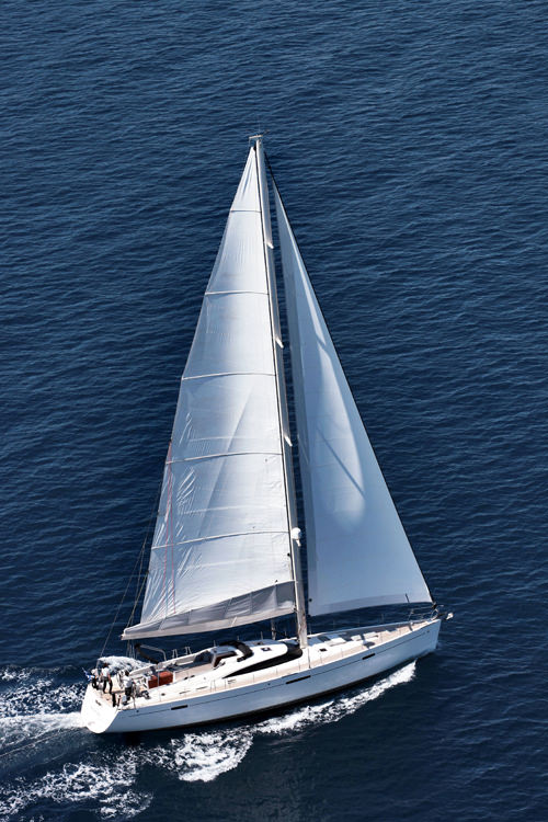 Sailing Yacht SHOOTING STAR