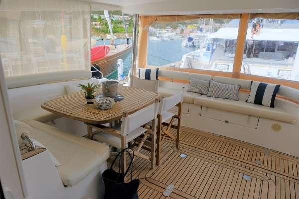 Cockpit enclosures for privacy, wind, sun etc...
