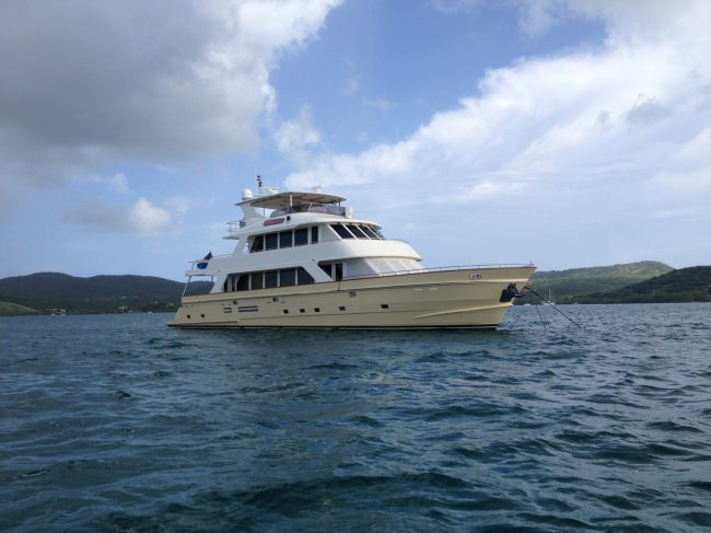 Charter Yacht MAGICAL DAYS