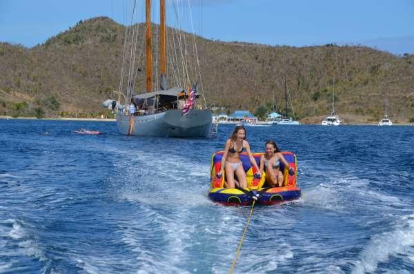 Tow Raft Activity