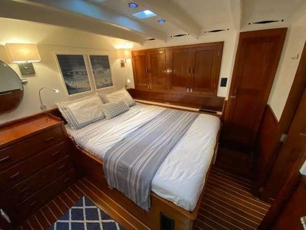 Starboard Master Cabin