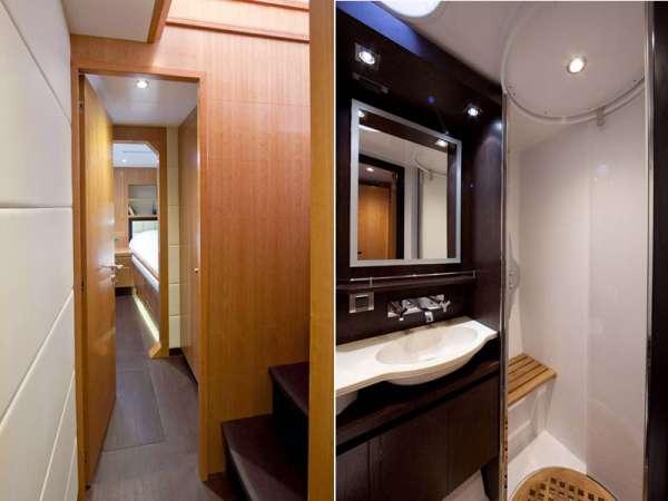 Interior and Bathroom