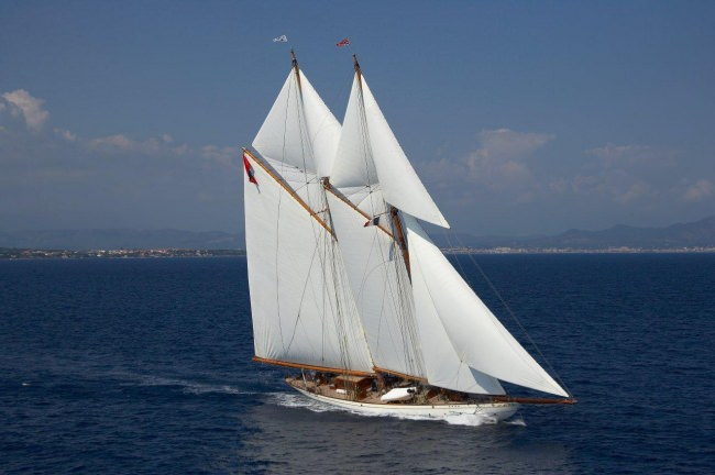 Sailing Yacht GERMANIA NOVA