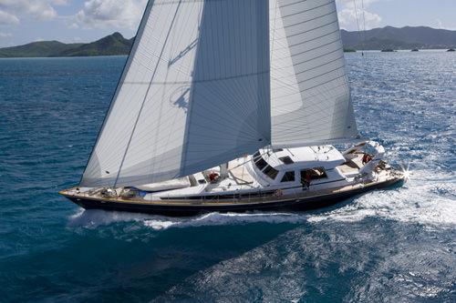 Sailing Yacht REE