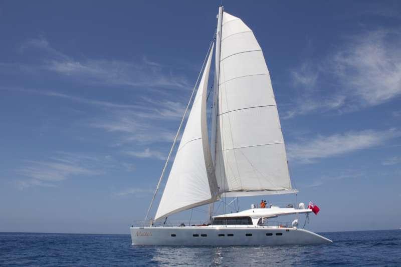 Charter Yacht MAITA