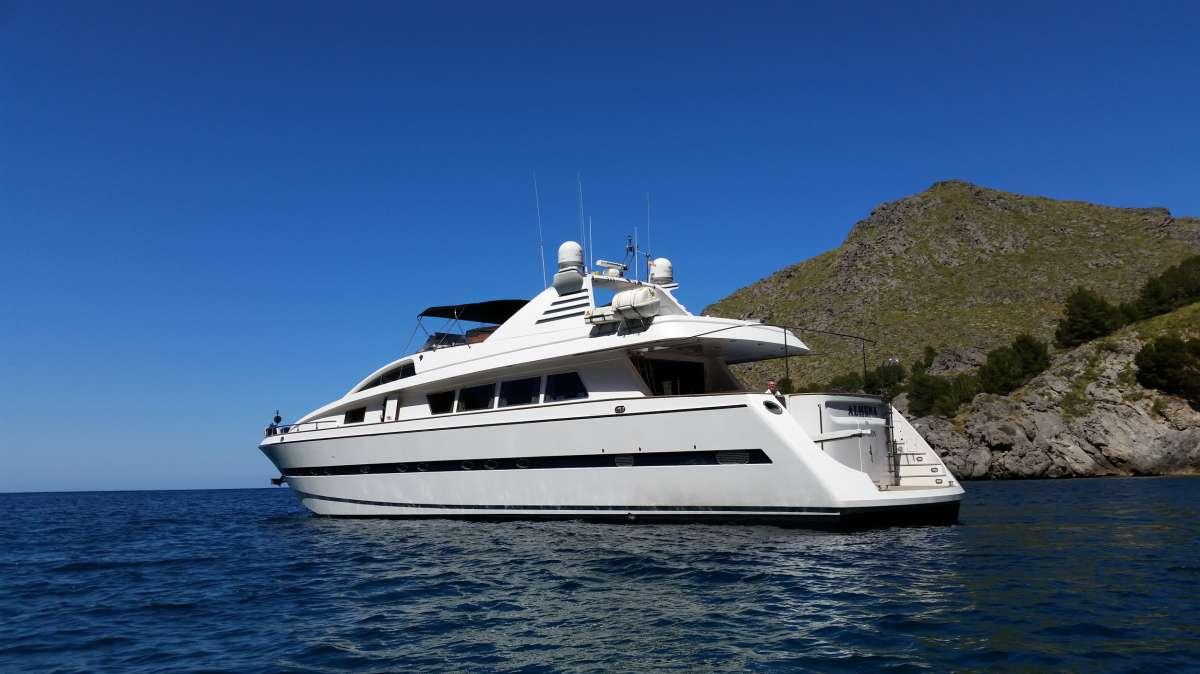Motor Yacht LADY TATIANA OF LONDON