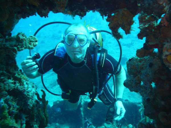 Diving the Rhone
