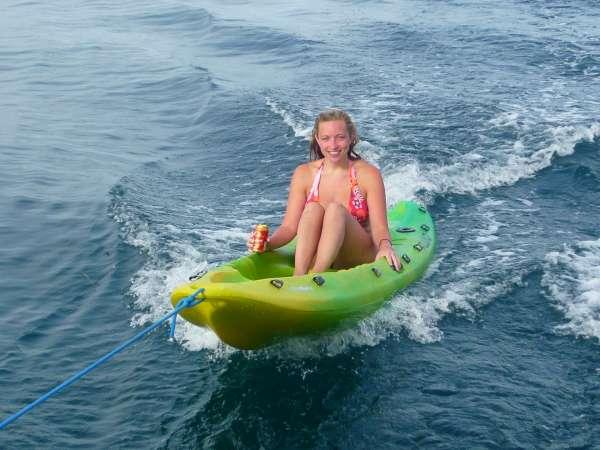 Kayak in style