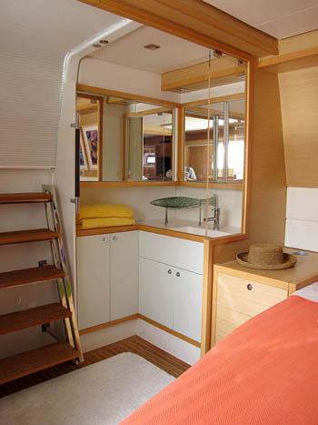 Master suite area