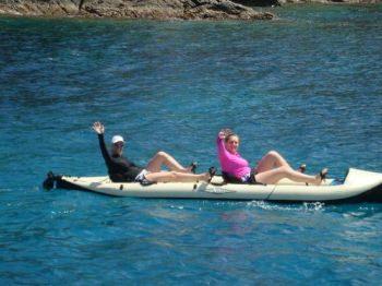 2 man kayak