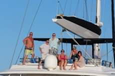 Yacht Blue Moon customer review image