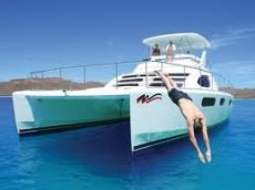 Yacht Nirvana Power Cat customer review image