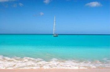 Caribbean Beaches and blue seas