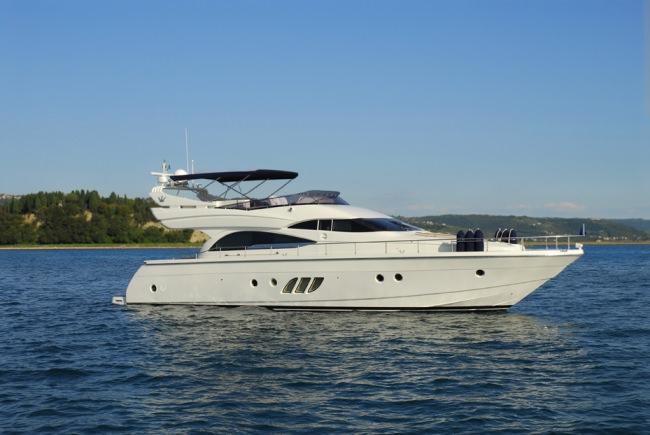 Motor Yacht JACO