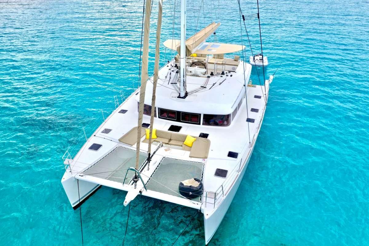 Catamaran ZYLKENE 1