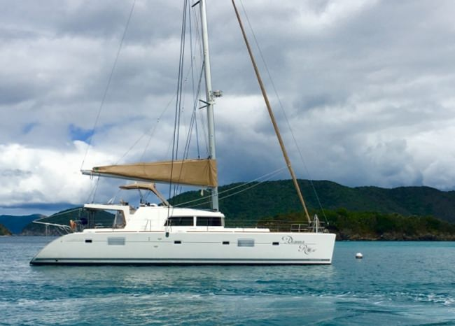 Catamaran DIANNA ROSE