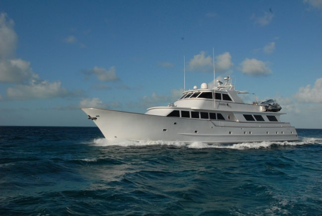 Charter Yacht KALEEN