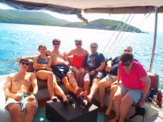 Yacht Azulia II customer review image