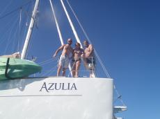 Yacht Azulia II customer review image