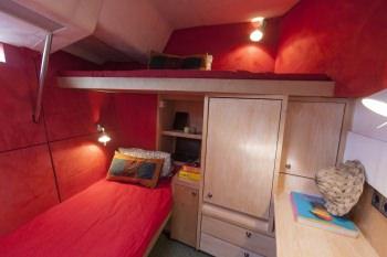 Starboard Cabin