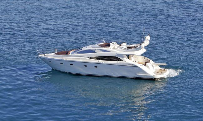 Motor Yacht NELL MARE