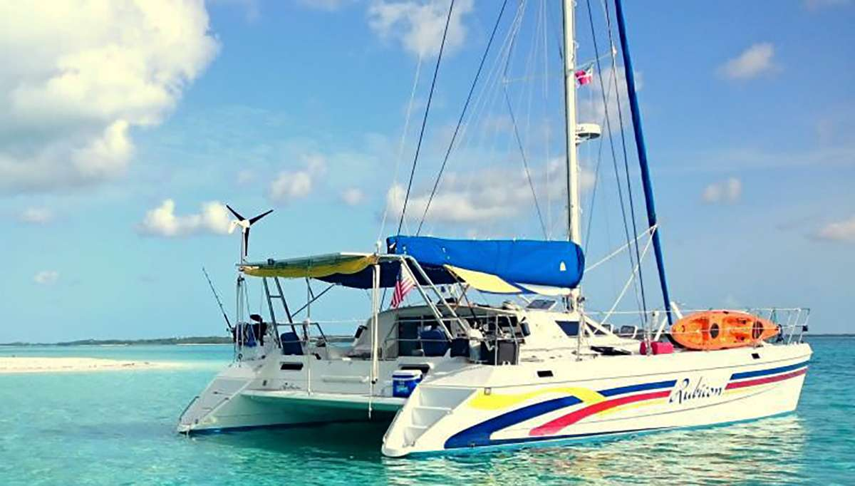 Catamaran RUBICON