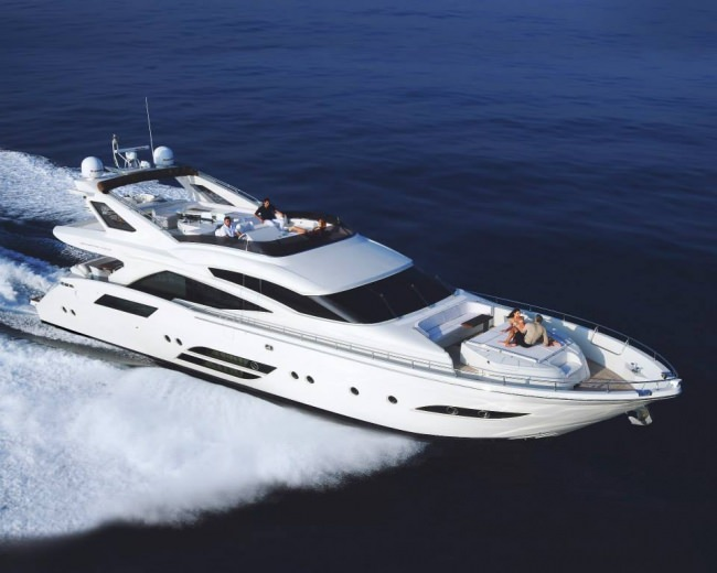 Motor Yacht SASCHA