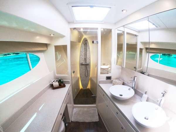 Master Cabin Shower Room