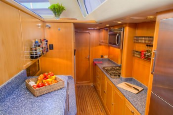 Gourmet galley